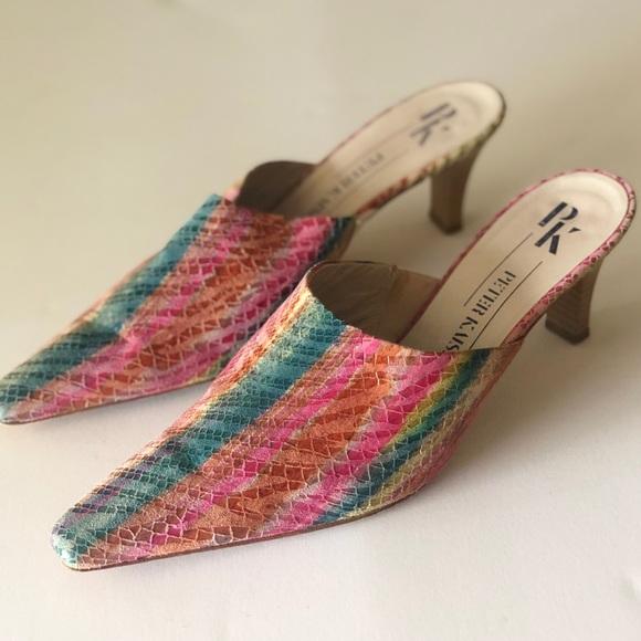 finest selection e159e 4c966 Peter Kaiser Women's Multicolored Heels
